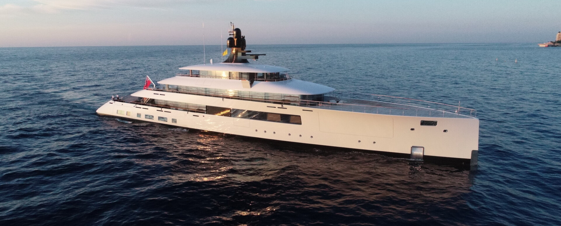 KK SUPERYACHTS proudly announces the delivery of 77.25m Feadship M/Y SYZYGY 818