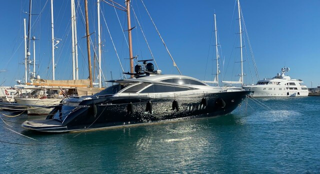 M/Y ICEMAN Keenly For SALE