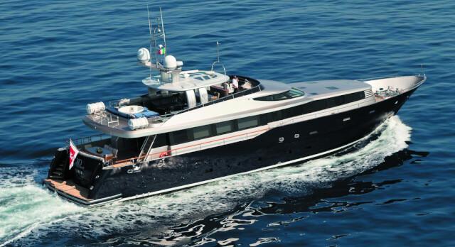 M/Y XO of the Seas  EUR 1,050,000 Price Drop!