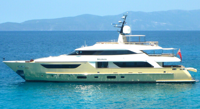 Substantial € 1.4 M Price Reduction: Sanlorenzo SD122 SOURAYA
