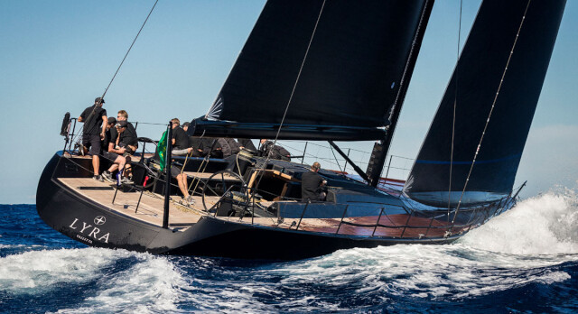 Wally 77' S/Y LYRA New to the Market