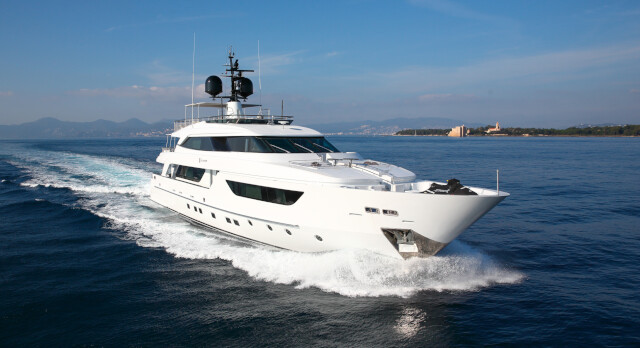 Further € 300,000 Price Drop on 37m M/Y ELINOR