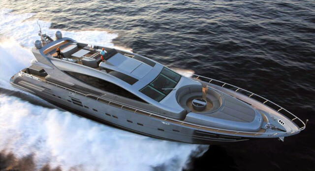 31m M/Y MUSE: SOLD!