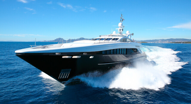 Heesen 3700 - Perle Noire - Back on the Market with a further EUR 200k Price Drop!