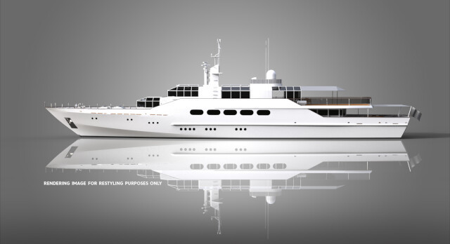 AZTECA Feadship 46,6m: A Further EUR 500k Price Drop!