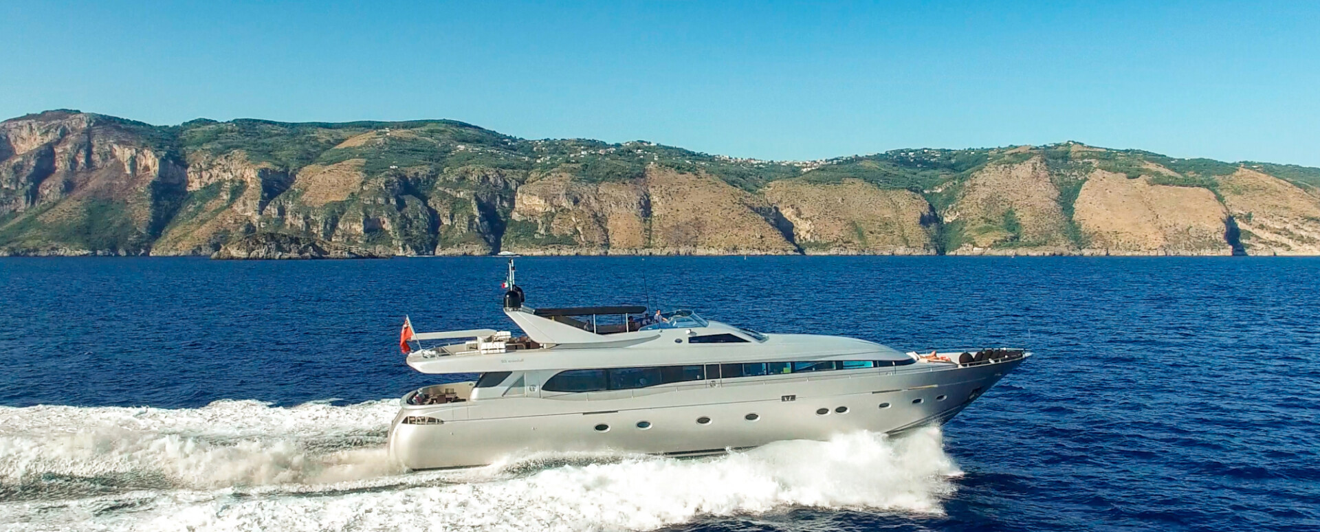 New to the Market!  M/Y Naughty By Nature