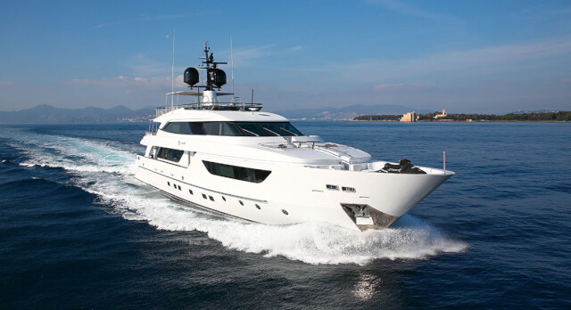 Better than Ever M/Y Elinor ! Available for Viewings at ECPY in Nice on April 18-19