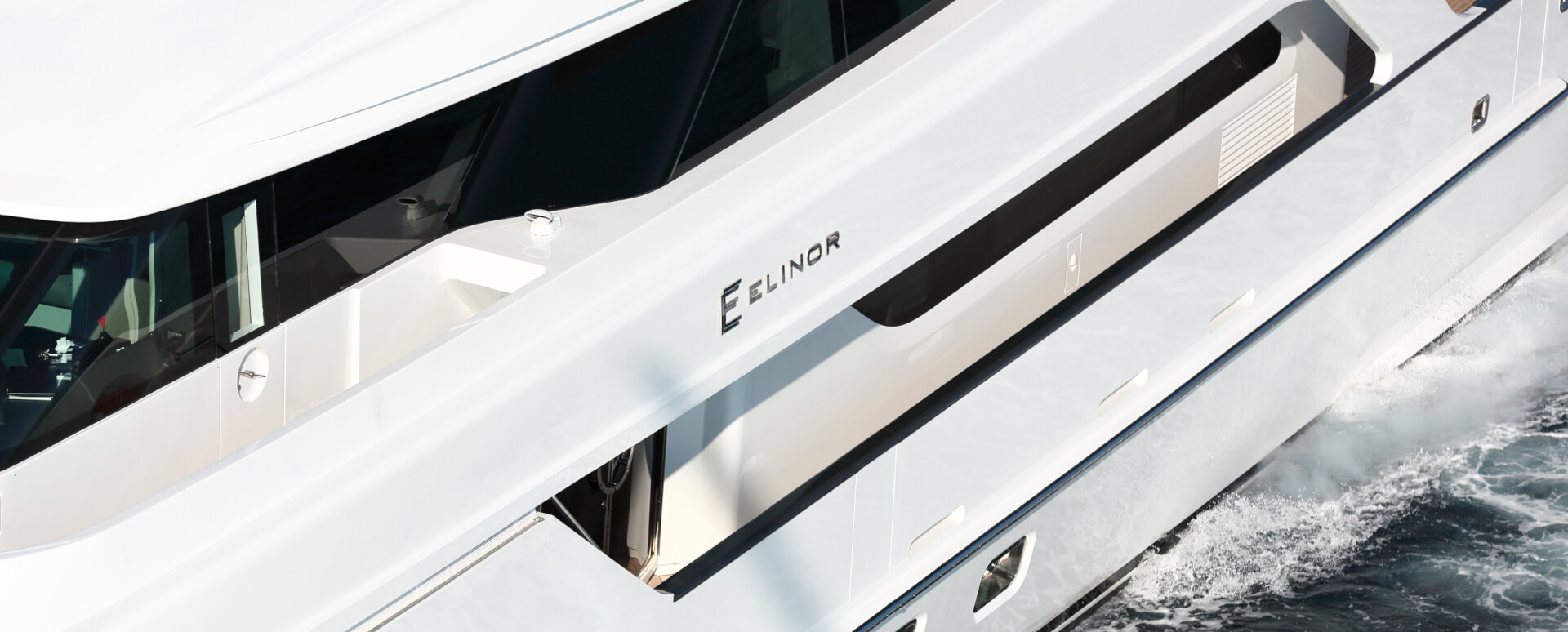 ELINOR Available for Viewings @ Cluster Yachting Monaco Spring Pop Up event, May 14th 2019