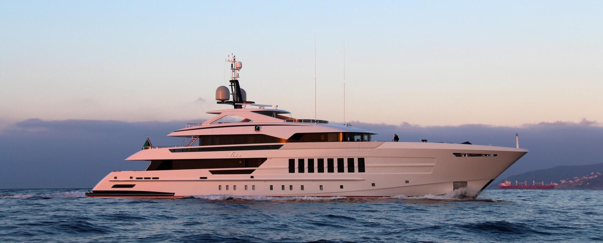 Heesen delivers 55-metre Vida to her new owners