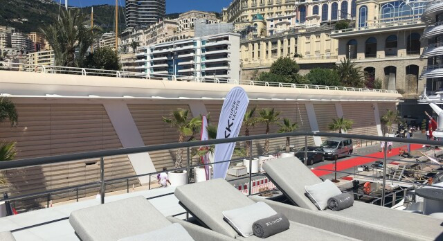 Another Successful Event for the Cluster Yachting Monaco Spring Pop Up!