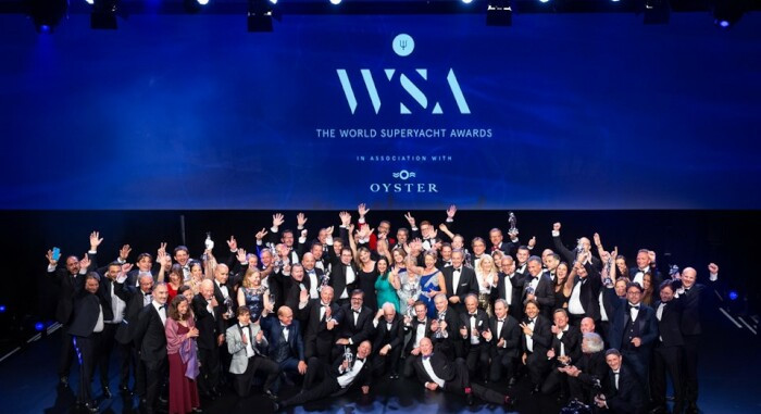 World Superyacht Awards 2019 celebrates superyacht industry's finest