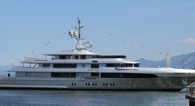 Codecasa launches new flagship – 65-metre Regina d'Italia