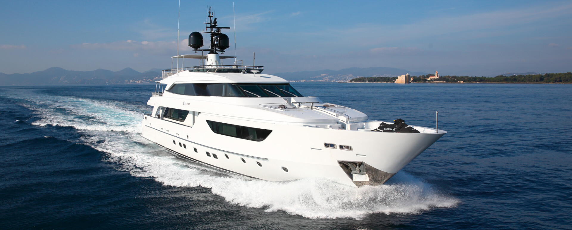 A Further € 300,000 Price Reduction for  M/Y Elinor Sanlorenzo SD122' 2009 / 2017 /2019