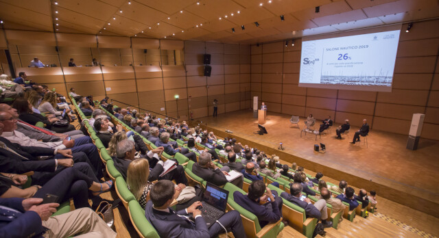 59th Genoa International Boat Show officially announced at Milan event