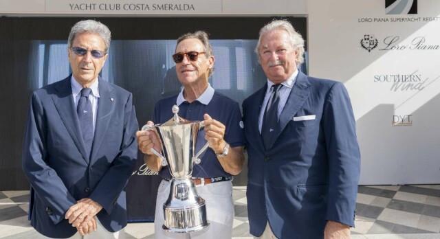 Magic Carpet 3, Silencio and Grande Orazio win at Loro Piana Superyacht Regatta 2019