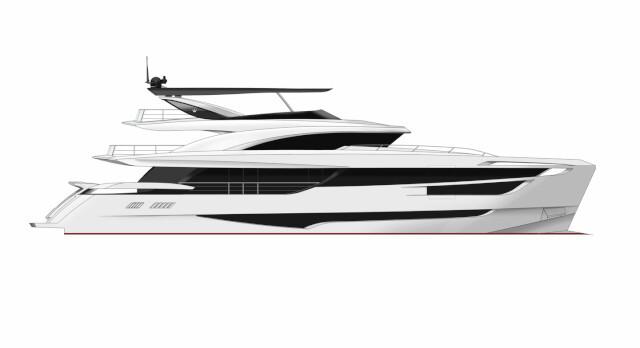 Dominator adds two new tri-deck yachts to its Ilumen range