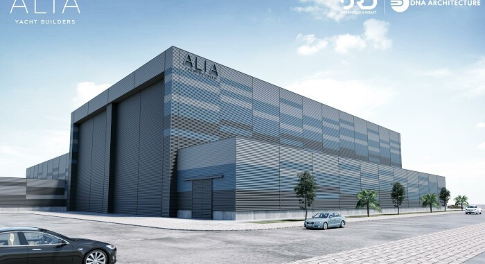 Turkish yacht builder Alia Yachts set to expand
