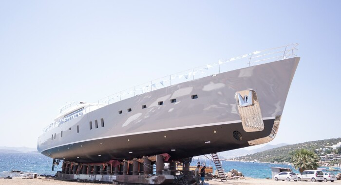 Ada Yacht Works launch All About U 2