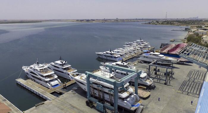 CEO of Gulf Craft steps down