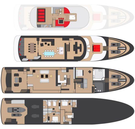 Grayzone deckplan