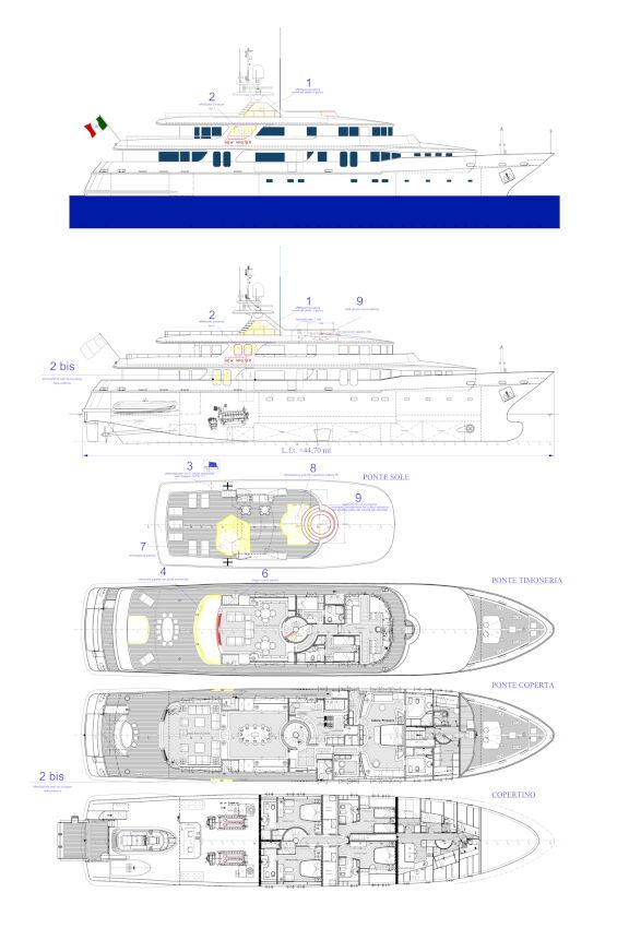 New Master deckplan