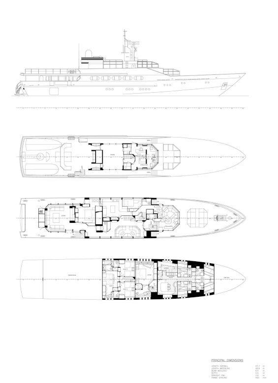 Azteca deckplan