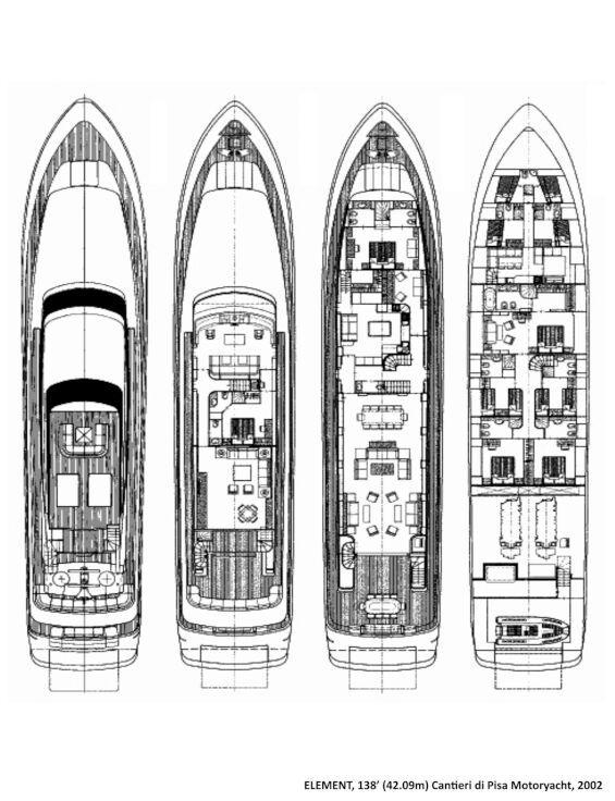 Element deckplan