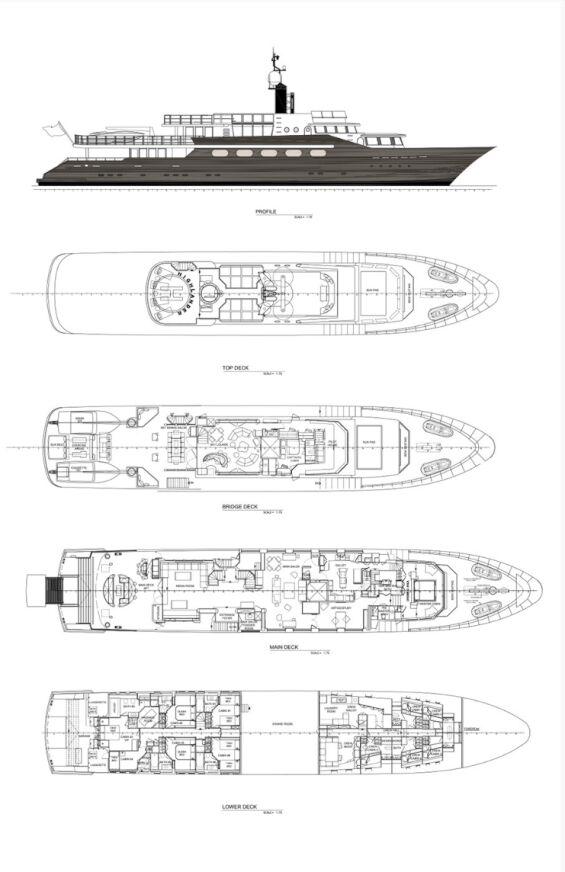Highlander deckplan