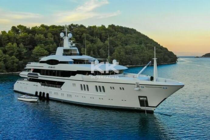 Yacht sales - Superyacht sales | KK Superyachts