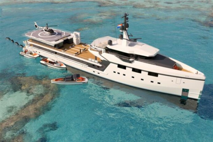 Yacht Support 7512