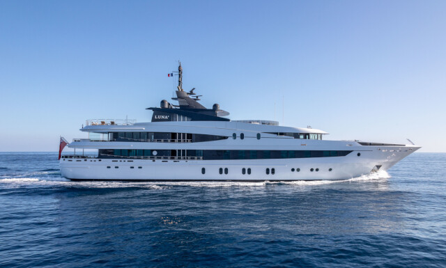 Luna B yacht for Sale