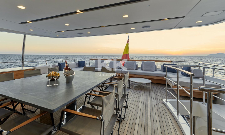 Takara yacht for Charter 2