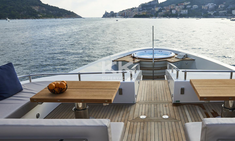 Takara yacht for Charter 3