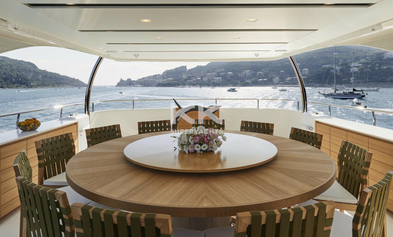 Takara yacht for Charter 4