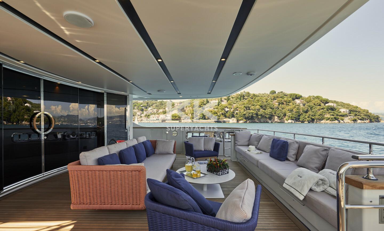 Takara yacht for Charter 5