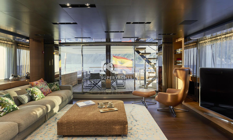 Takara yacht for Charter 9