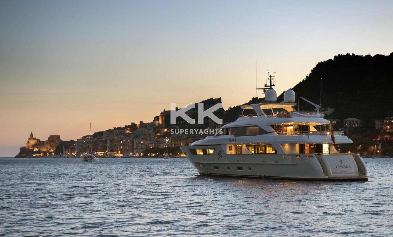 Takara yacht for Charter 15