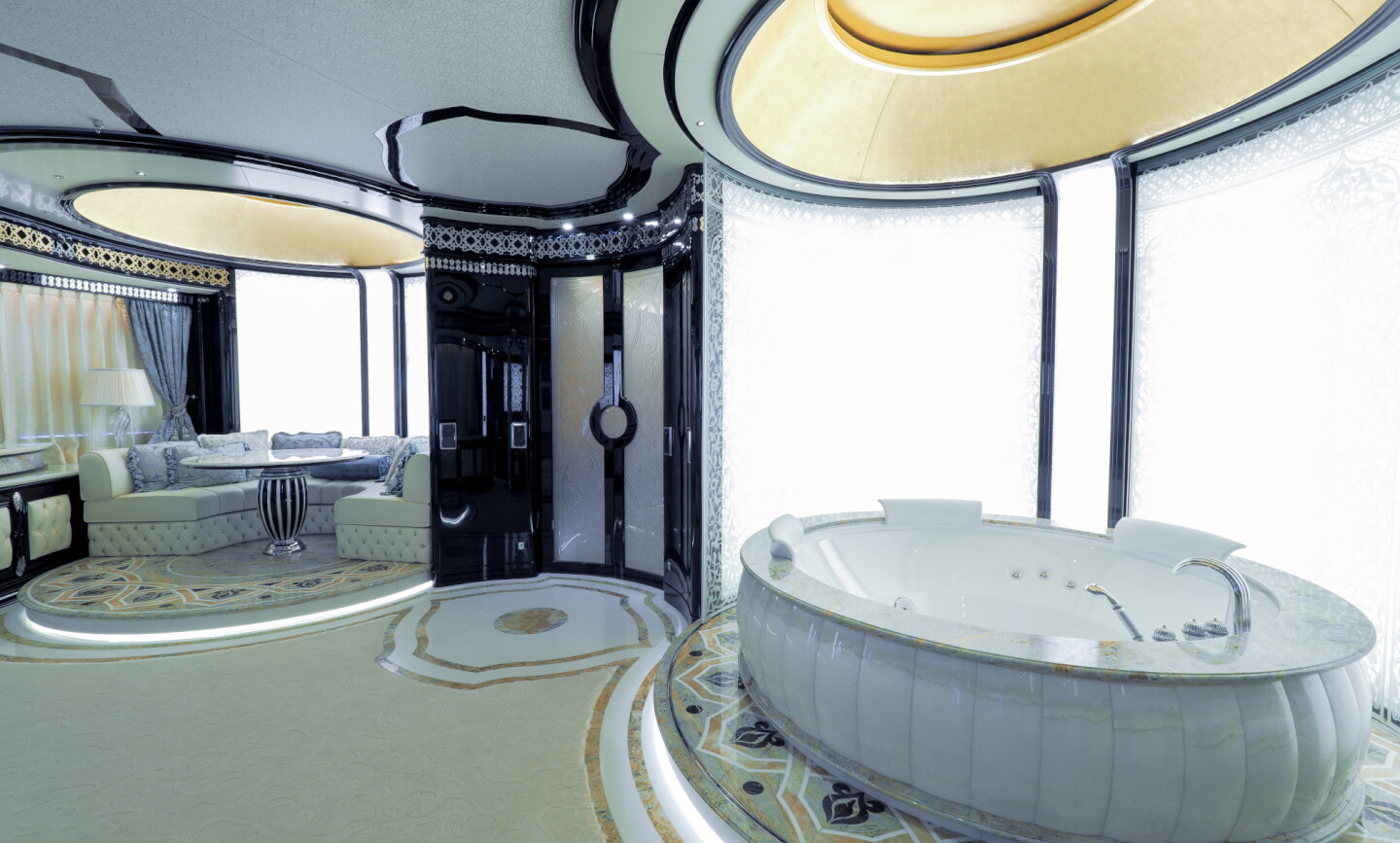 Elements yacht for Charter 3