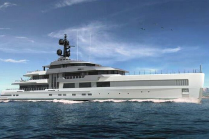 75m Turquoise Barracuda 2021 Delivery