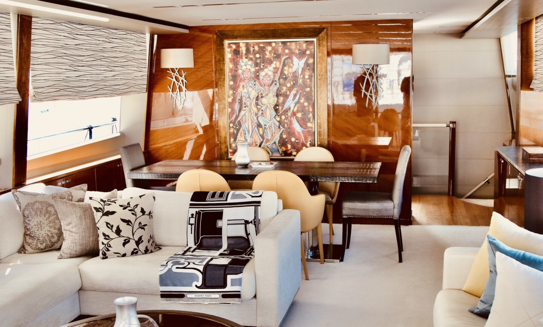 Aqua Chameleon yacht for Sale 10