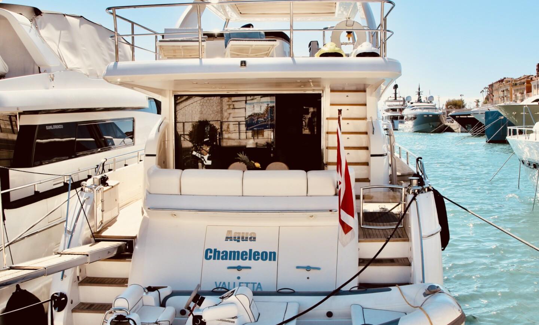 Aqua Chameleon yacht for Sale 39