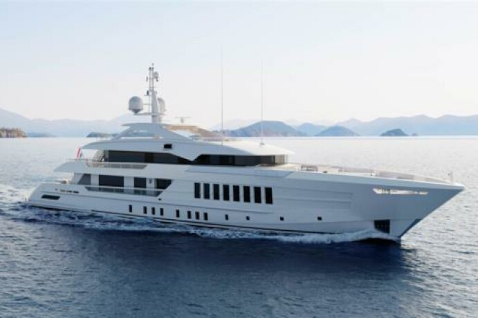 Heesen 55m Steel Yn 19755 Project Gemini