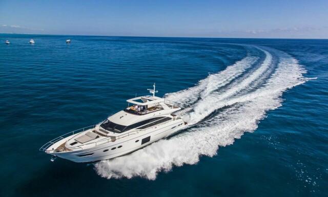 Aqua Chameleon yacht for Sale