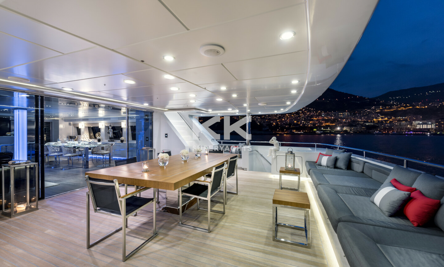 Grayzone yacht for Sale 11