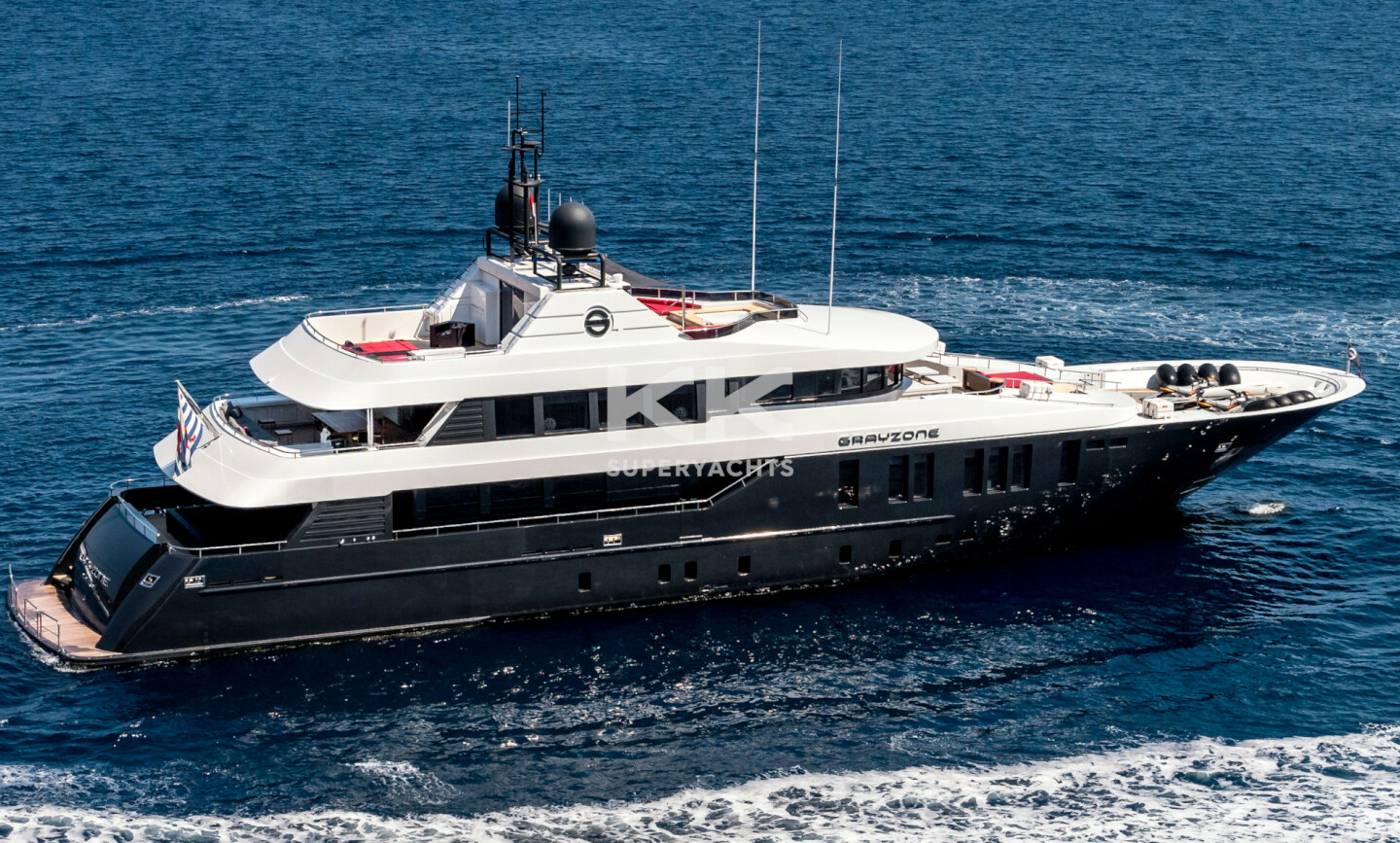 Grayzone yacht for Sale 6