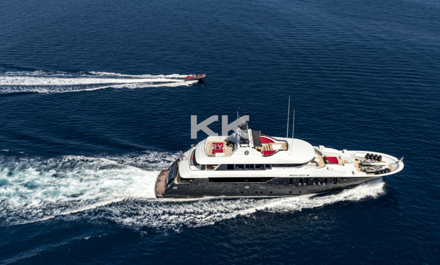 Grayzone yacht for Sale 5