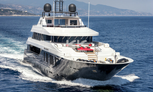 Grayzone yacht for Sale