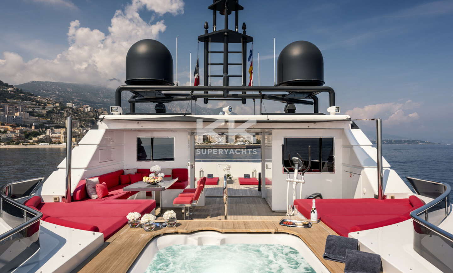 Grayzone yacht for Sale 2