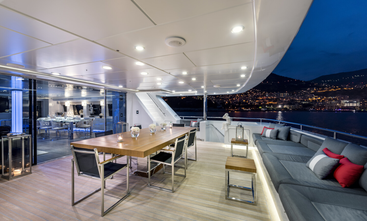 Grayzone yacht for Charter 9