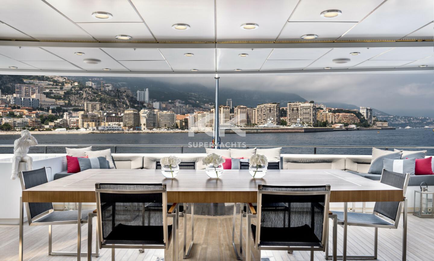 Grayzone yacht for Charter 7